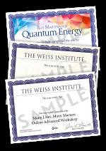 Certificati in PDF stampabili